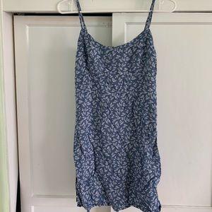 Blue Brandy Dress